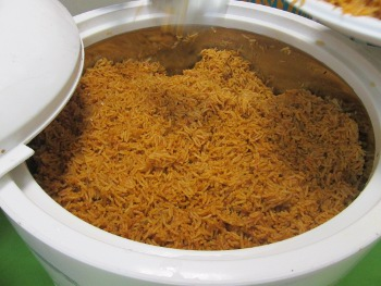how to cook jollof rice with tin tomatoes