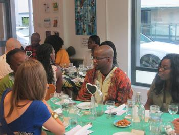 An African Supperclub
