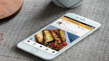 Foodtech launches an app for african and caribbean food west chopstreets app for the phone forumfinder Image collections