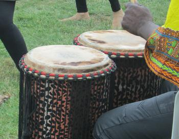 Drums African