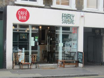Fairly Square Fair Trade Bar Cafe