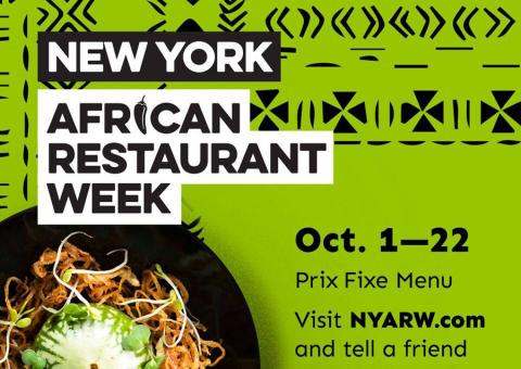 New York African Restaurant Week 2017