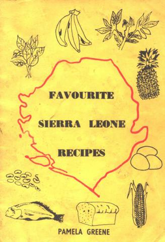 Favourite Sierra Leone Recipes