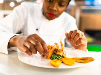 Carine Ottou And Inspiring Chefs