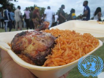 Jollof Rice UN Day Festival