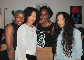 Nubian Nights Out