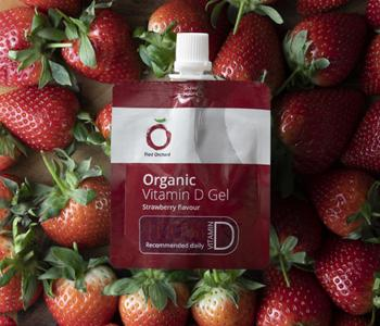Red Orchard Vitamin D Deficiency