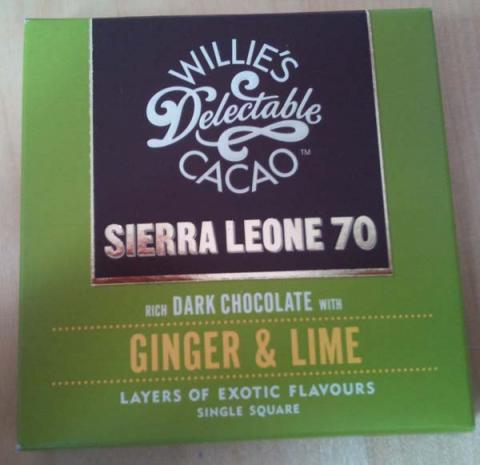 Sierra Leone Chocolate