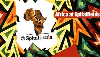 Africa At Spitalfields Event