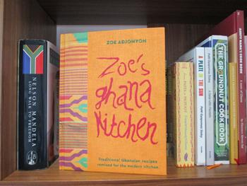 Zoe's Ghana Kitchen Cookbook